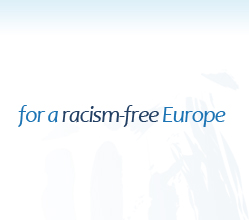 for a racism-free europe